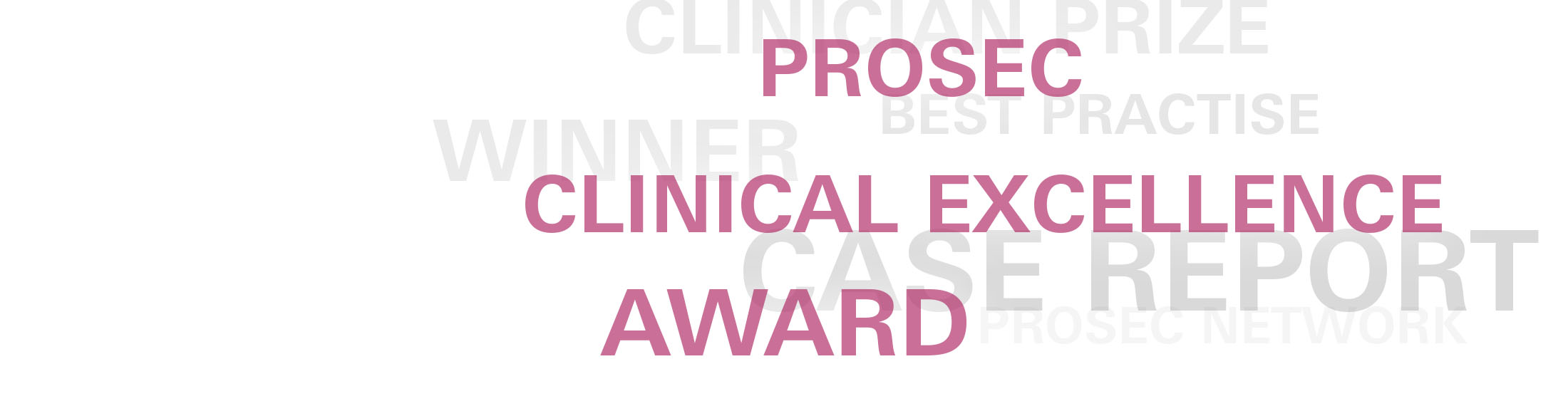 PROSEC Clinical Excellence Award